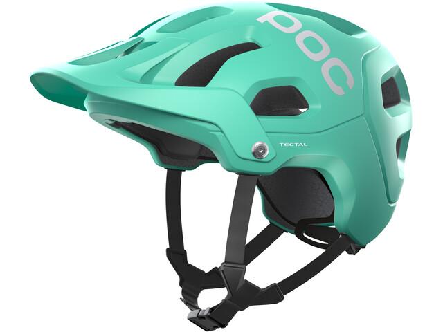 POC Tectal Helmet fluorite green matt